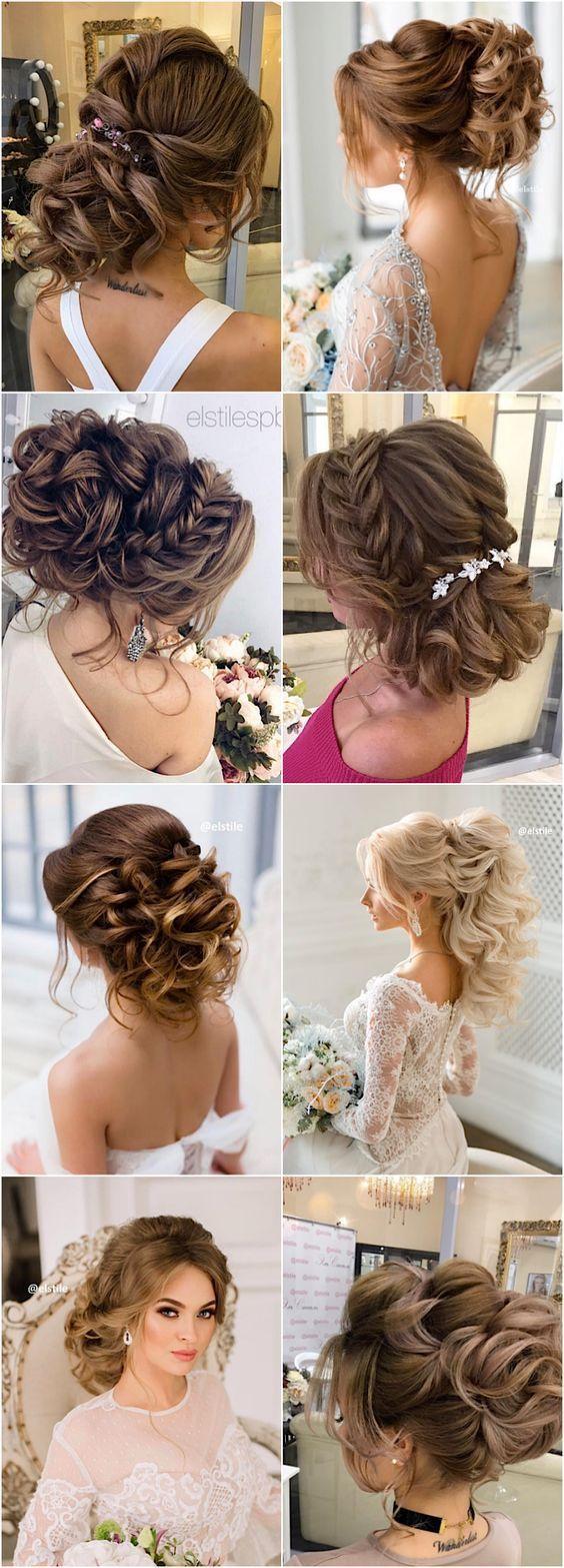 Wedding hairstyle inspiration elstile hair pinterest wedding