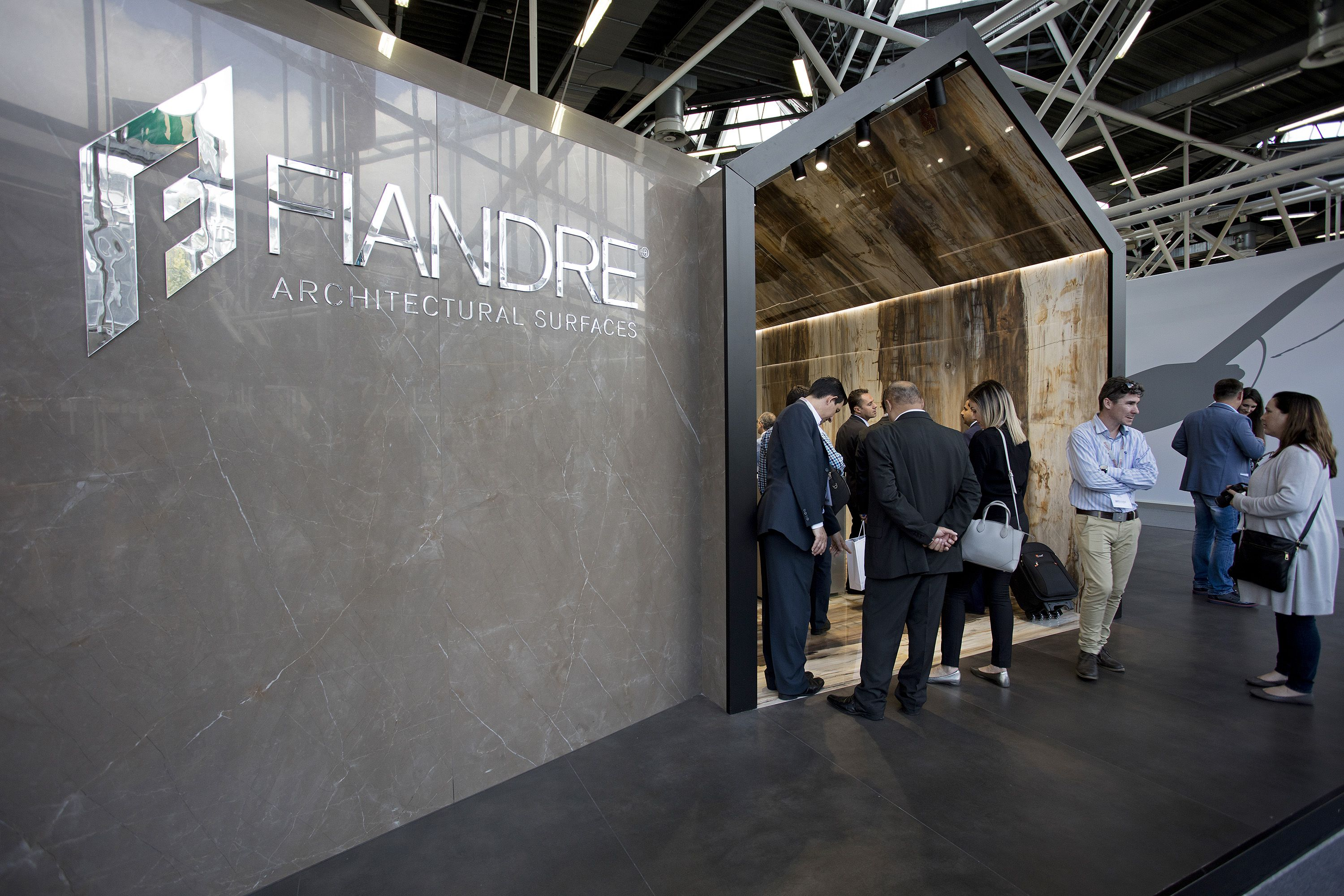 FIANDRE ARCHITECTURAL SURFACES 25–29 SEPTEMBER CERSAIE, BOLOGNA hall 25 stand A164/B165