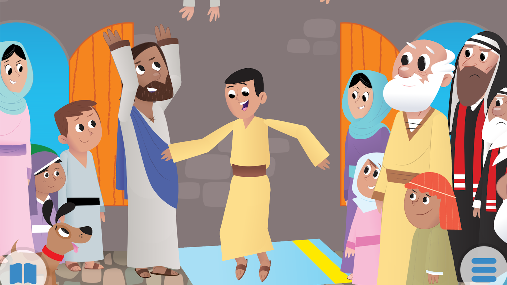 bible story images for kids google search through the roof