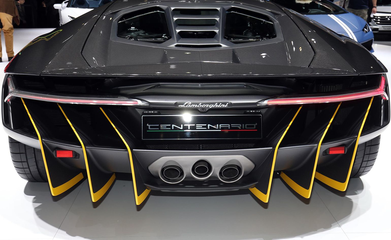 Car Chronicles The Best New Cars And Concepts From Geneva Motor Show 2016 Lamborghini Centenario Super Cars Best New Cars