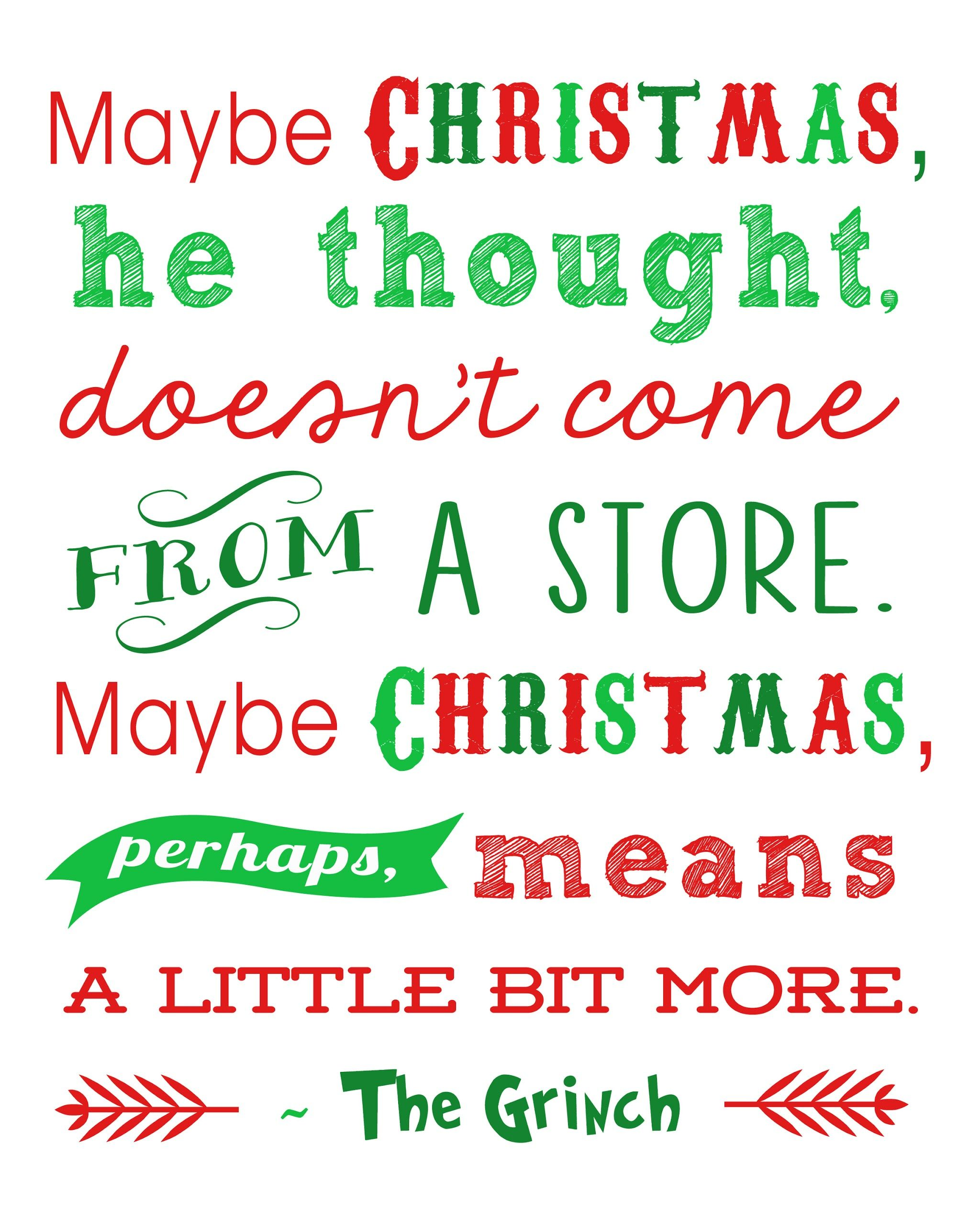Grinch printable from happiness is homemadeg google drive