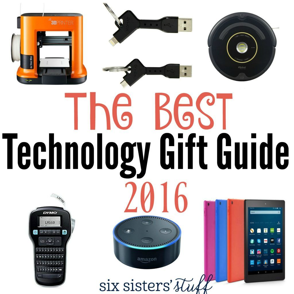 The Best Technology Gift Guide 2016 | Technology gifts, Cool