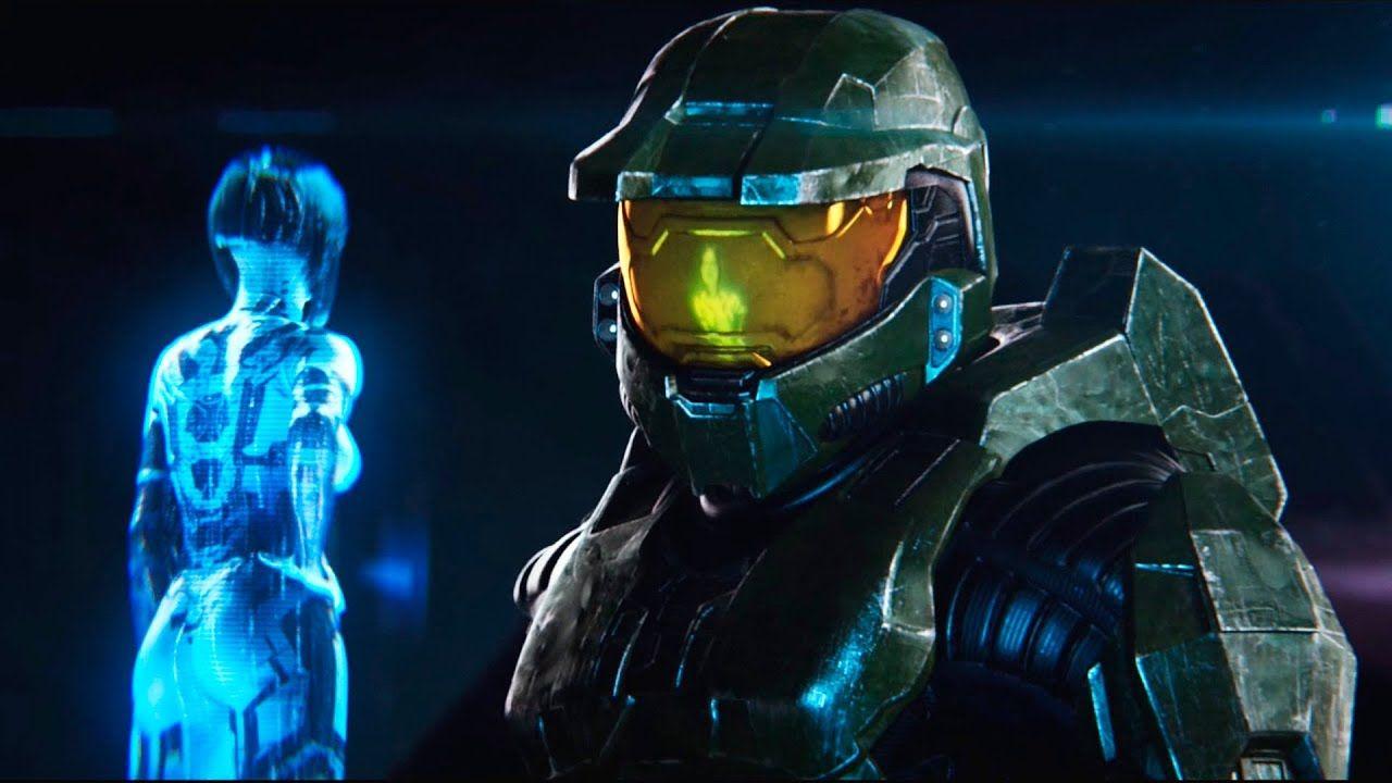 Halo 2 Aniversario Pelicula Completa En Espanol Latino Todas Las Cinem Halo 2 Cortana Halo Halo
