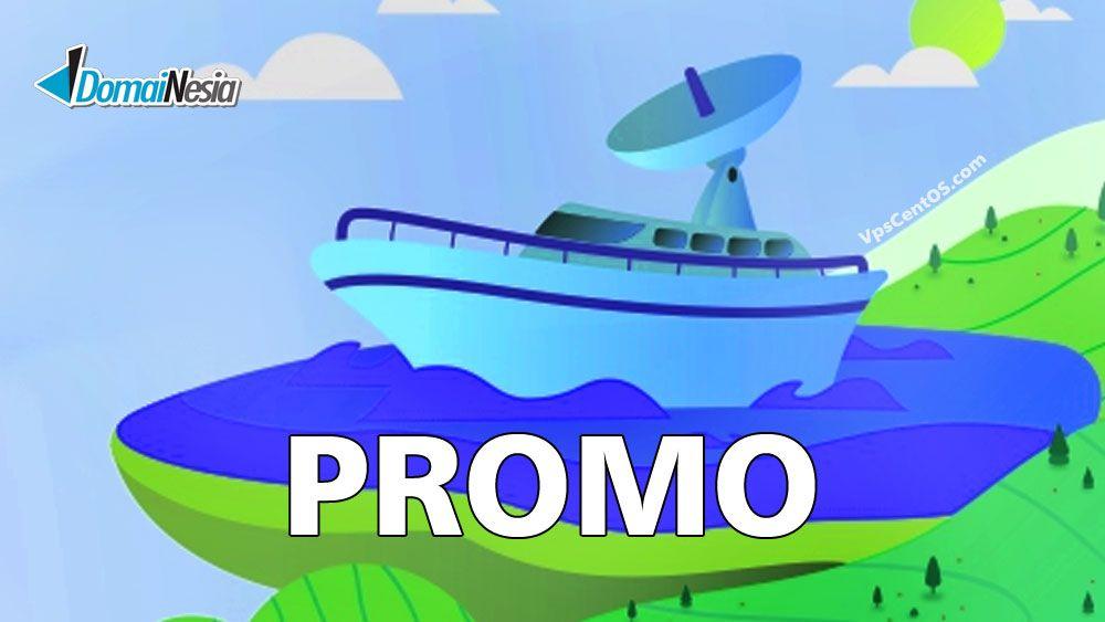 Promo Domainesia Terbaru Vps Centos