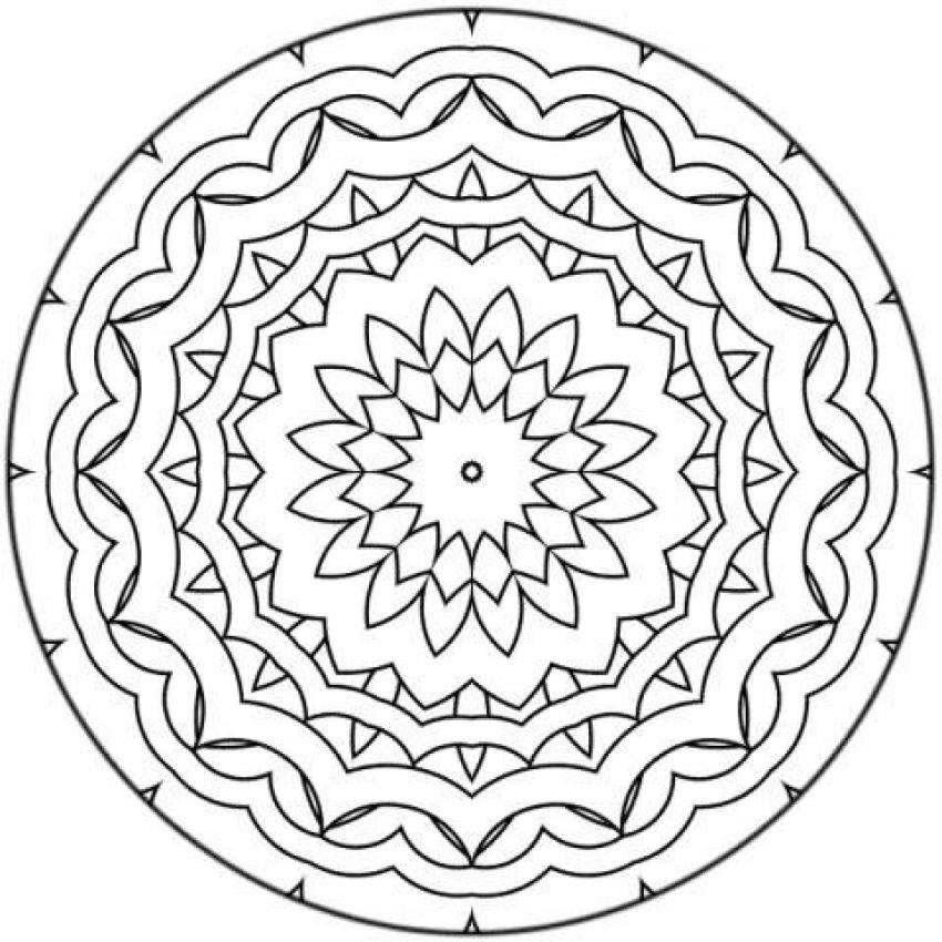 Schön Coloriage Superbases Mandalas Indevile Bilder - Ideen färben ...