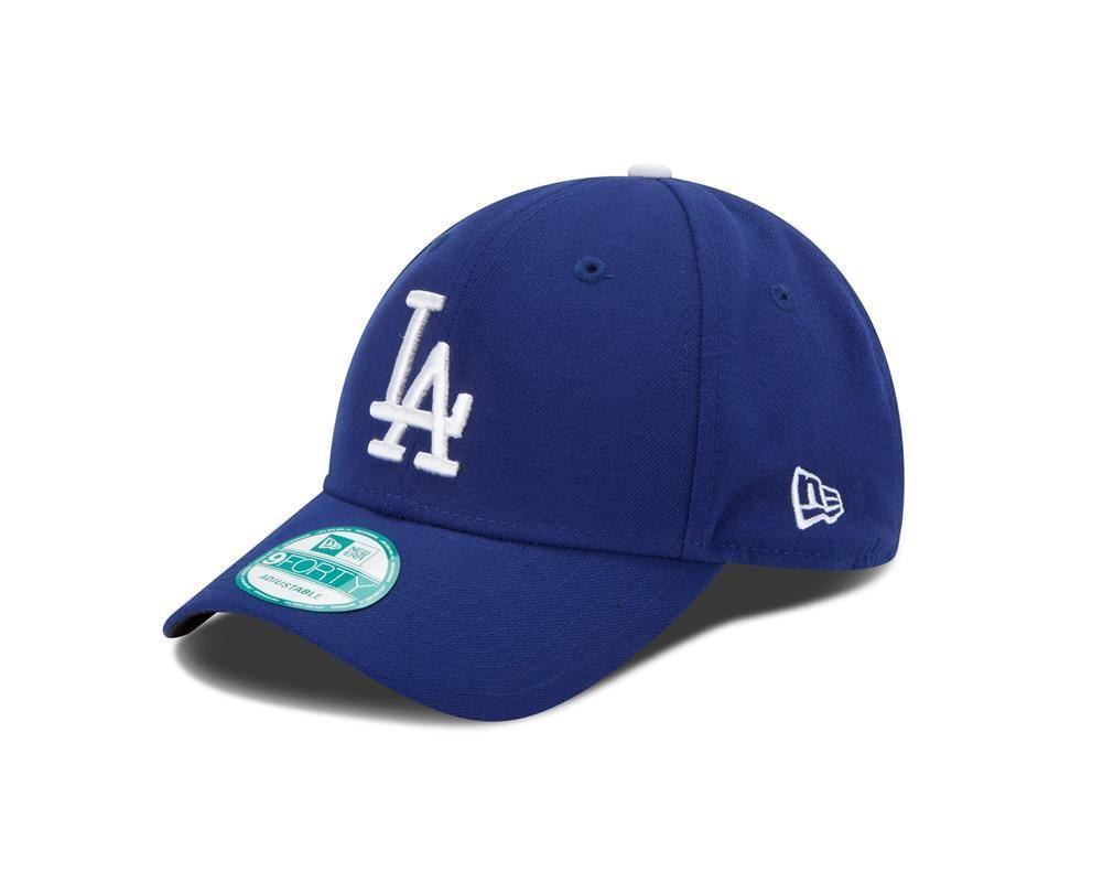 e7976a60448e Los Angeles Dodgers LA Youth Cap New Era Junior League 9FORTY Hat ...