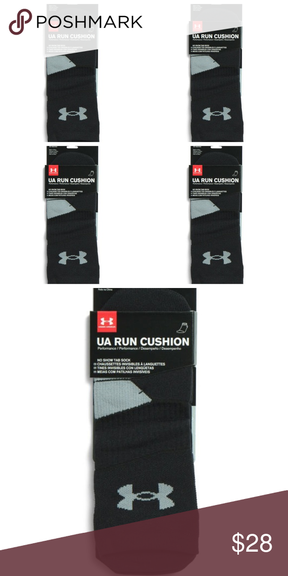 6999558d70 NWT 4 Pair Bundle Under Armour Run No Show Socks Search our closet for  other great