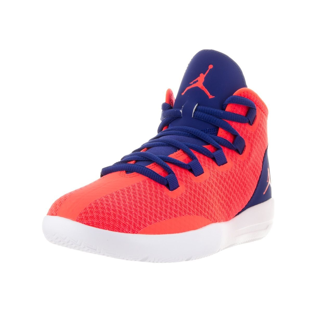 5a4d7646f53156 The Jordan Reveal Premium is introduced in a new colorway of wolf grey  orange…