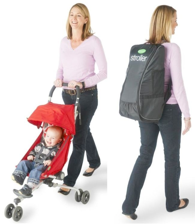 quicksmart backpack stroller Backpack Stroller is Easy to ...