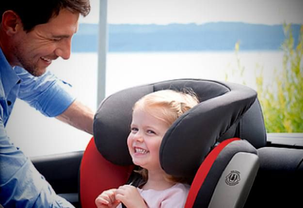Revised Australian standard for child restraints in vehicles ...