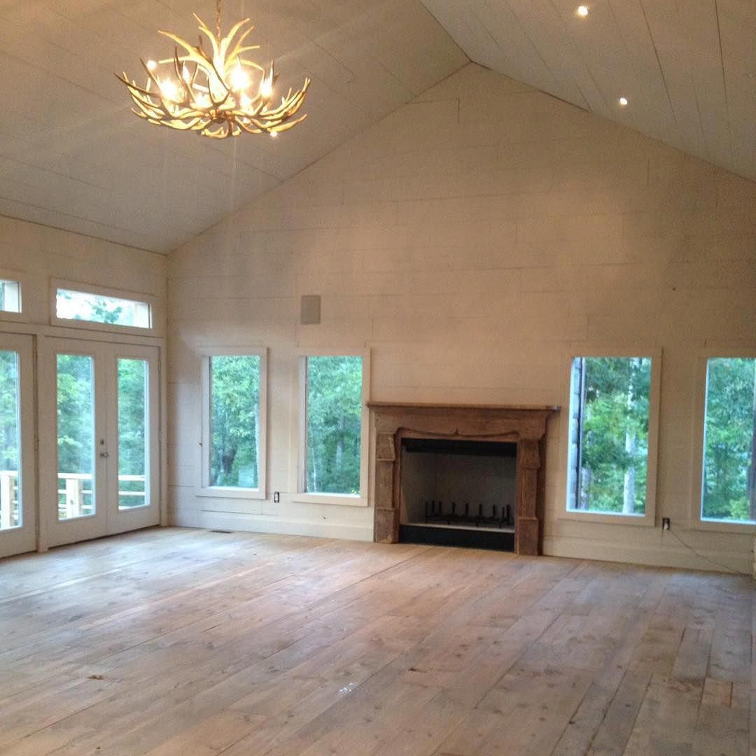 Pine floors pine boards not tongue and groove in and