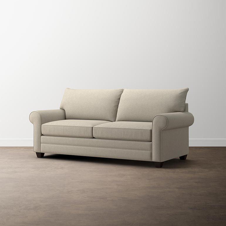 Alexander Queen Sleeper Couch Set Sofa Fabric Sofa