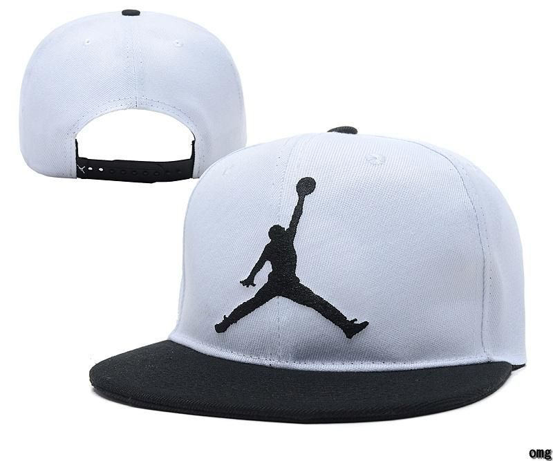 Jordan Cap Black And White