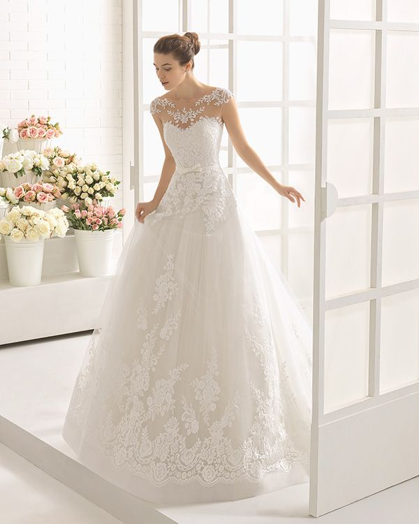 Fashion Friday Rosa Clará Bridal 2017 Http Brideandbreakfast Ph
