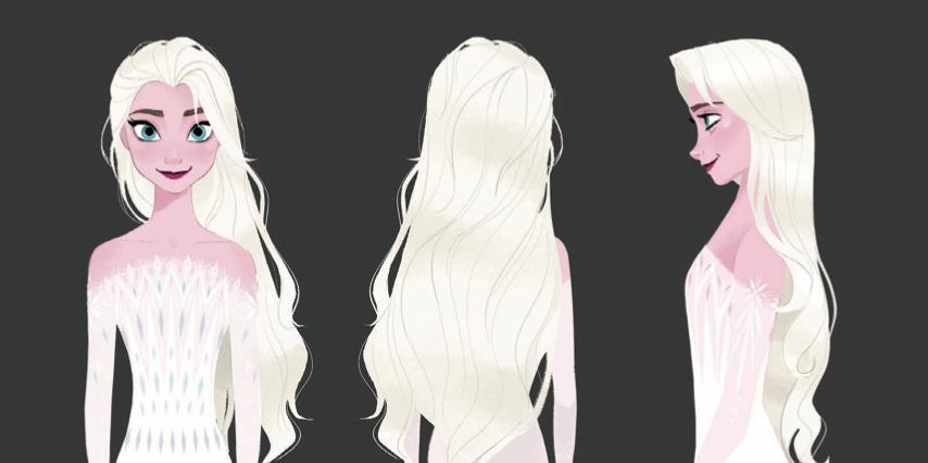 Tumblr Frozen Drawings Disney Concept Art Frozen Art