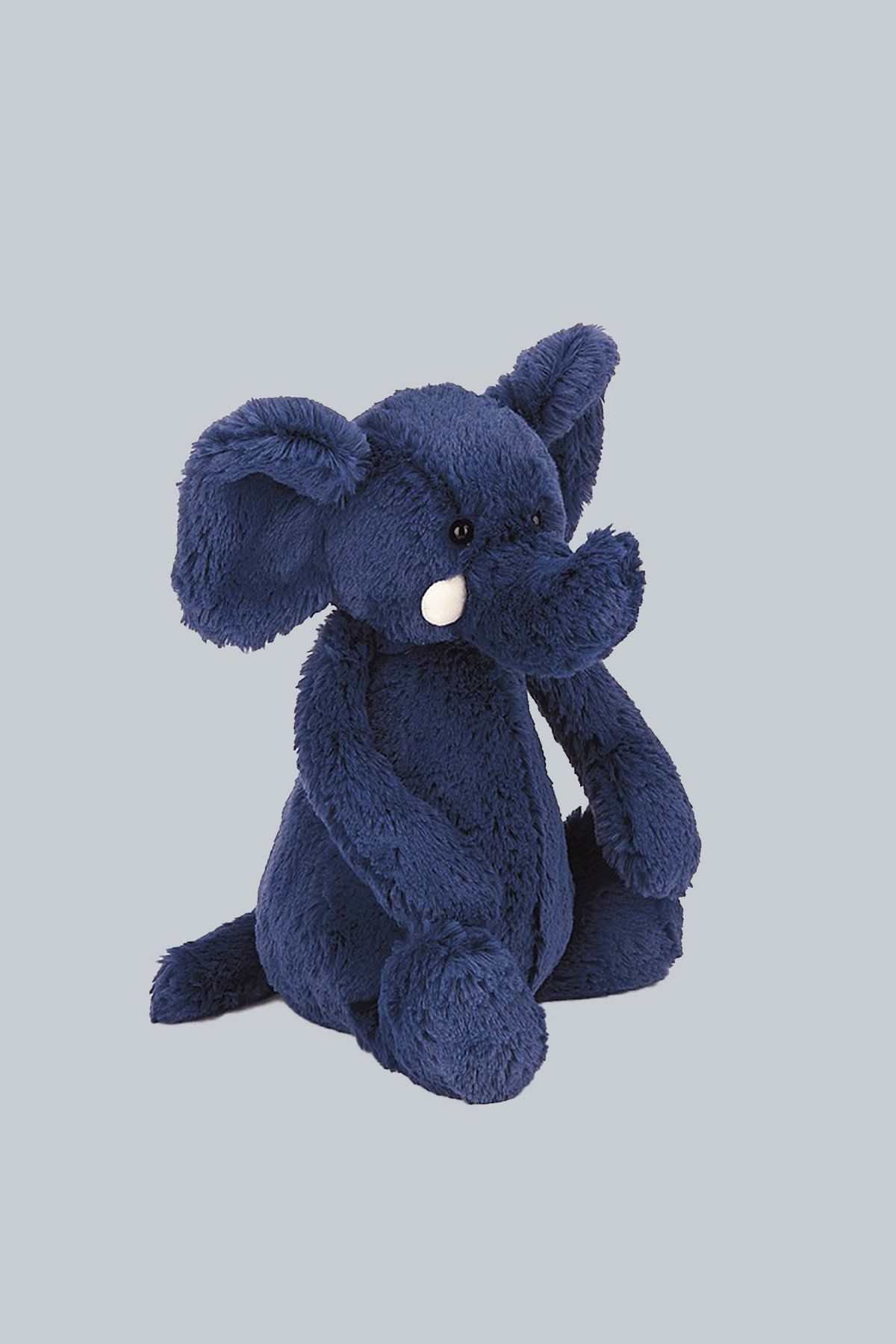 Bashful Blue Elephant Small