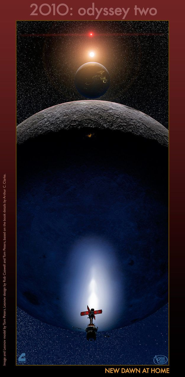 2010: A New Dawn at Home by RobCaswell on DeviantArt