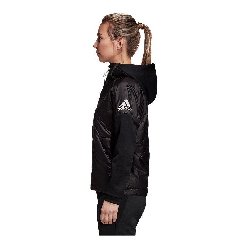 adidas Women's Z.N.E. Hybrid Jacket in 2019 | Adidas women