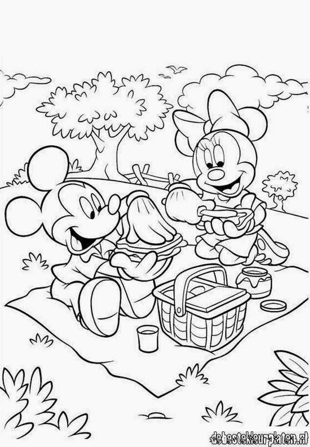 Desenhos Da Minnie Para Colorir E Imprimir Minnie Desenho