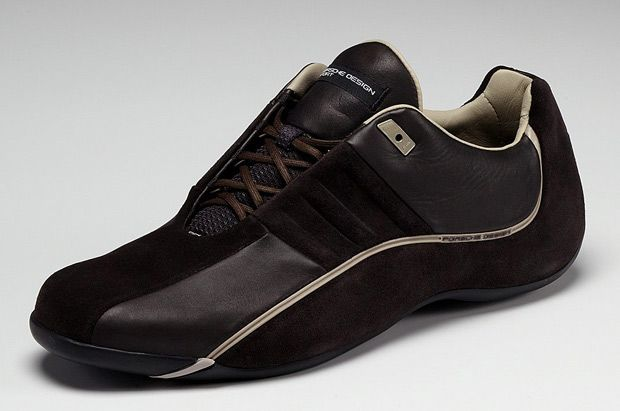 sports shoes 141f9 06308 Adidas Porsche Design Suede Driving Sneaker | Sneakers JC