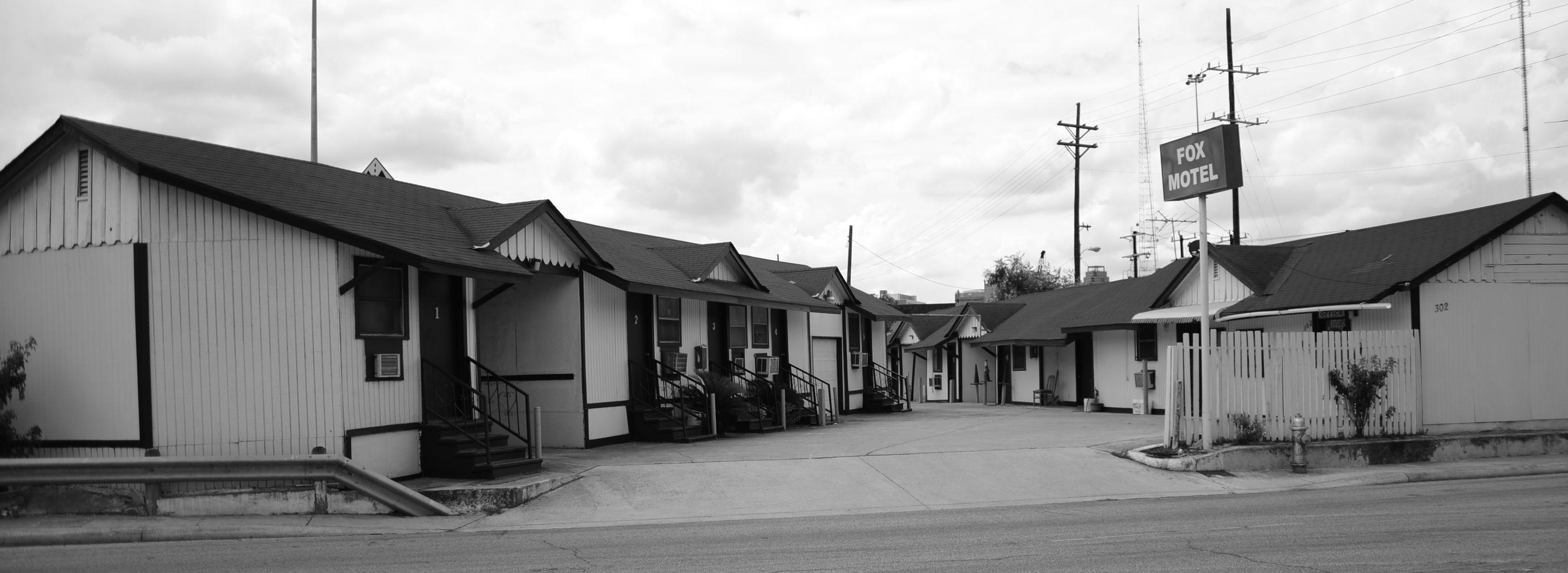 Fox Motel San Antonio Texas Demolished 2016 San Antonio San Hometown