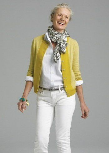 Fashion tips for ladies over 50 80