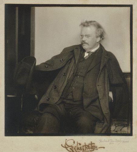 Pin On Writer 2 Gk Chesterton Essay Pdf