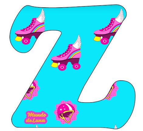 Alfabetos Infantiles Soy Luna Letra Z Png 470 431 Son Luna Abecedario Imprimir Sobres