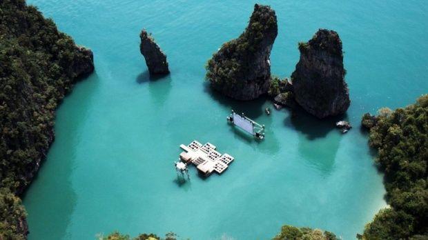 Archipelago Cinema, Thajsko