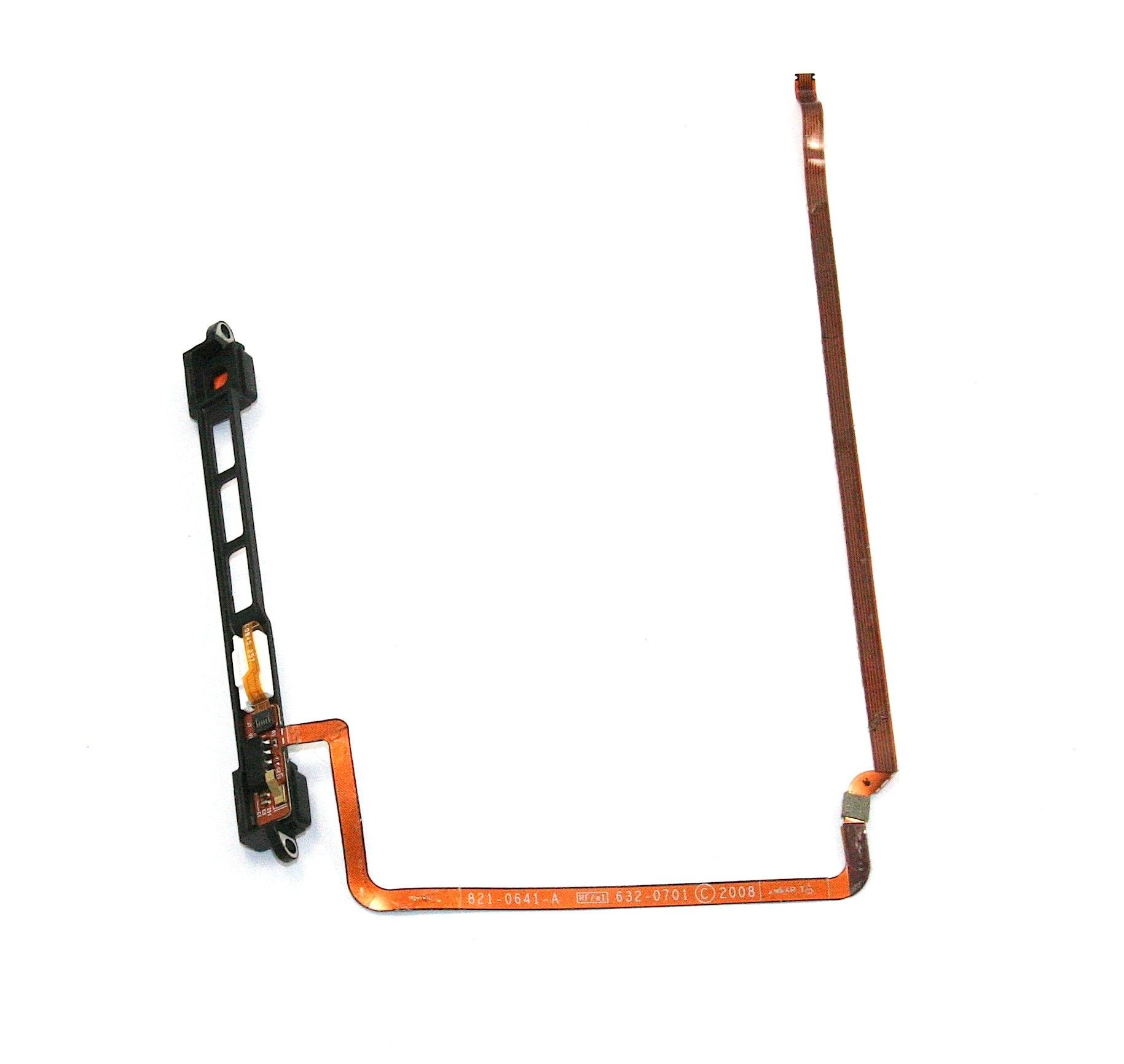 Bracket,HD Front/Flex Cable w/IR and Sleep LED MacBook Pro