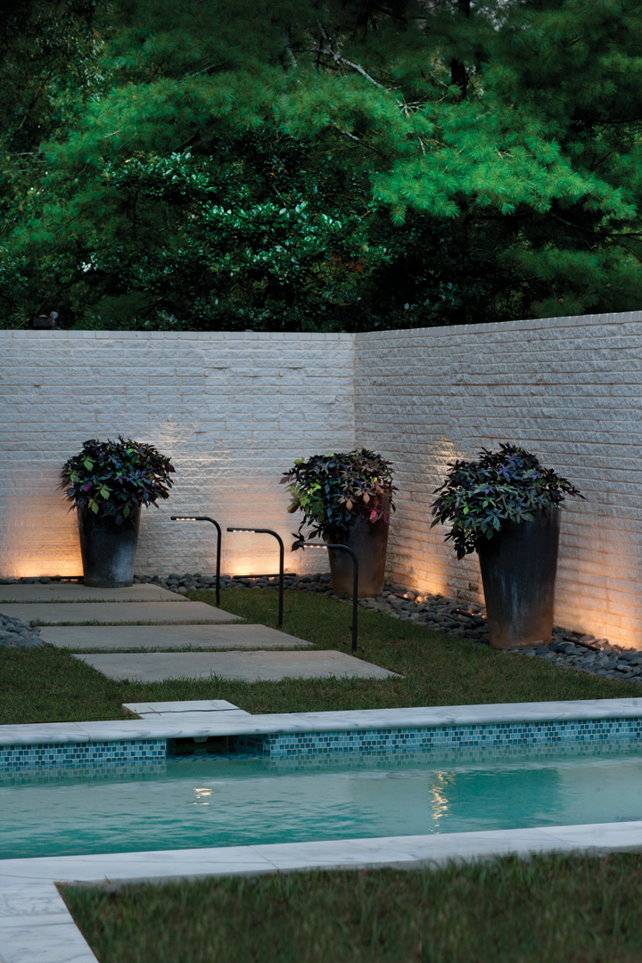 Hinkley lighting nexus collection led landscape path lights