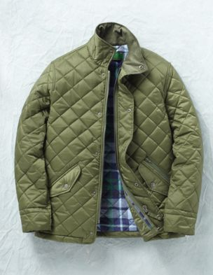 Quilted Jacket From Boden Can I Pull This Off In 2018 Pinterest
