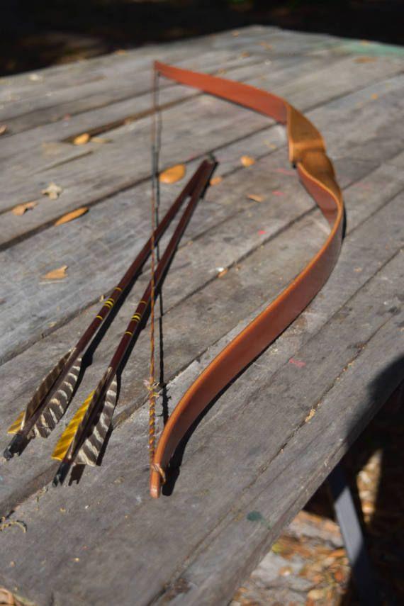 Archery Bow Vintage Ben Pearson Collegian 27 Recurve Bow Podunk