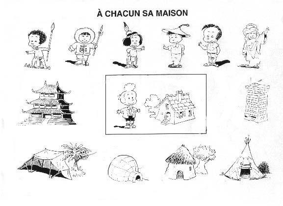 Le blog de cathnounourse maisons du monde g ographie for Programme dessin maison