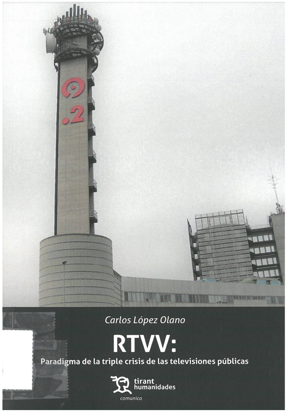 Resultado de imagen de lopez olano RTVV