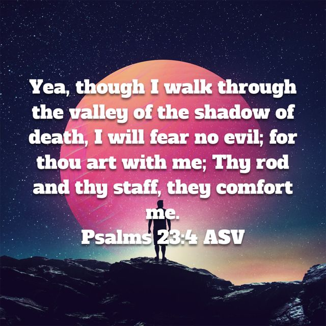 Psalm 23 4 Inspirational Bible Quotes Psalms Inspirational Quotes