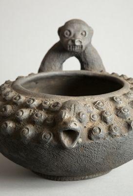 Africa Bowl Mketu Bamileke Cameroon African Art