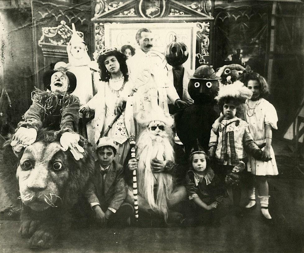 L frank baum and the cast of oz fairylogue radioplay