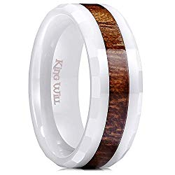 Ceramic Wedding Rings Pros And Cons 2020 Updated A Fashion Blog In 2020 Ceramic Wedding Ring Wedding Rings Rings