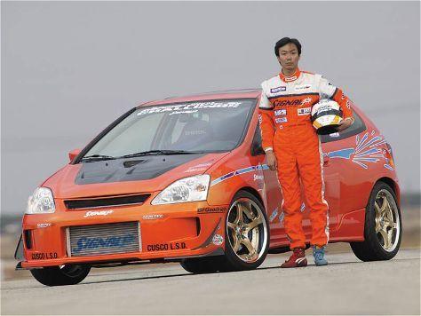 2003 Civic Si Challenge Signal Auto Honda Civic Si Turbo Honda Civic Si Honda Civic Honda