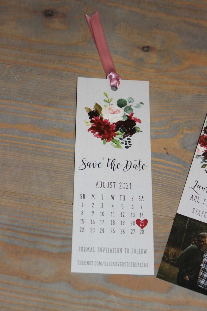 Custom Save The Date Bookmark For Book Themed Wedding Book Lover Wedding Save The Date Photo Save The Date In 2020 Wedding Save The Dates Save The Date Wedding Stationery