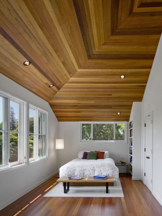 Cedar Ceiling Design Ideas Pictures Remodel And Decor Wooden Ceiling Design Wood Plank Ceiling Vaulted Ceiling