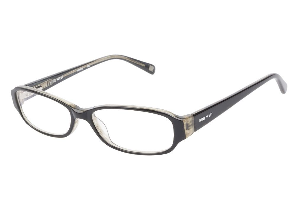 52140a032d Nine West NW5015 022 Black Shimmer eyeglasses. Get low prices ...