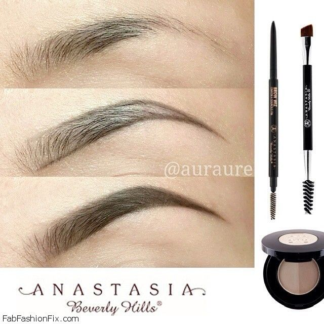How To Fill In Your Eyebrows Like A Pro Makeup And Hair