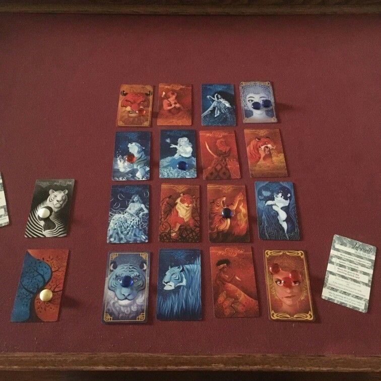 Game card design by Adam Hancock on 51/50 Deck Card