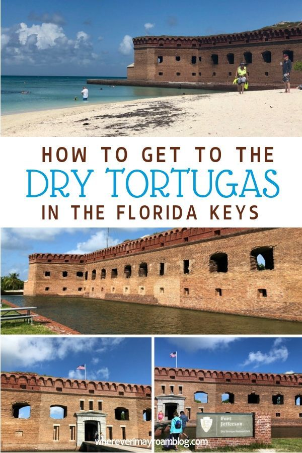 Our guide tells you how to get to Dry Tortugas in the # ...