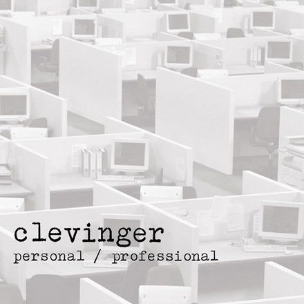 Clevinger - Personal / Professional Vinyl LP March 10 2017 Pre-order