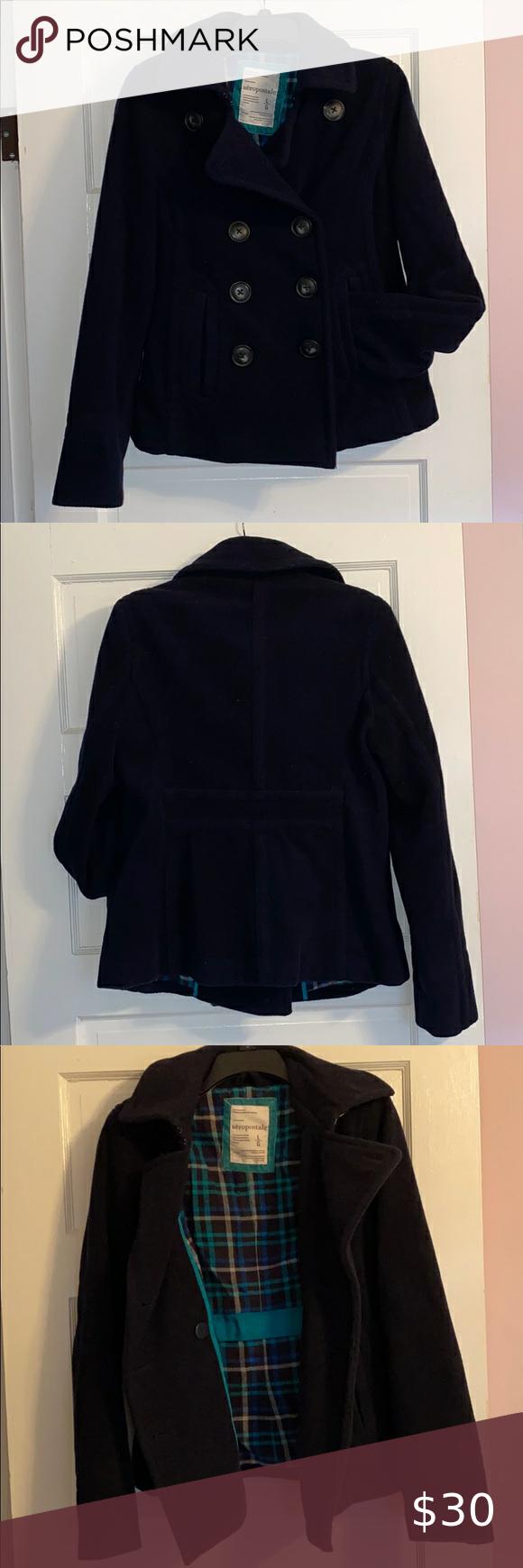Aeropastale Pea Coat