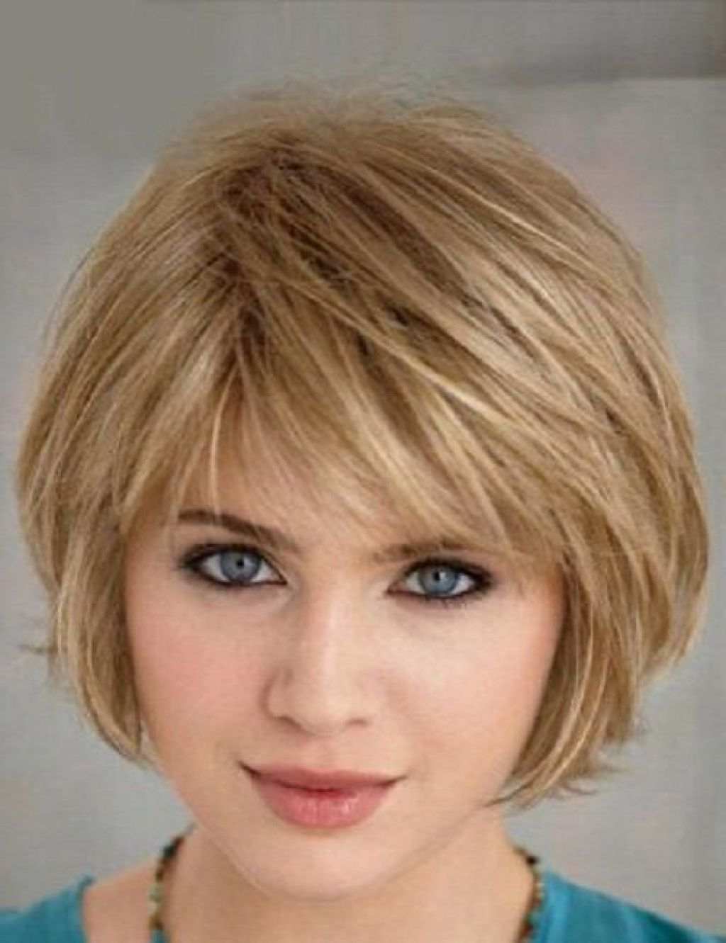 Sy Short Hairstyle Fine Straight Hair Hairstyles 2017