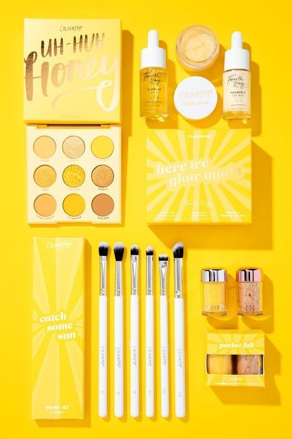 Photo of ColourPop Dropped An Affordable All-Yellow Collection Just For The Summer